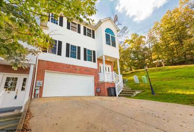 Morgantown Condo/Townhouse For Sale: 1 Banner Place