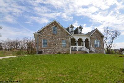 Morgantown Single Family Home For Sale: 218 Santorini Avenue