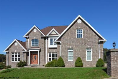 Morgantown Single Family Home For Sale: 102 Delphi Lane