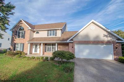 Morgantown Single Family Home For Sale: 1268 Kings Road
