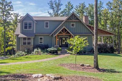Morgantown Single Family Home For Sale: 101 Mossy Rock Road