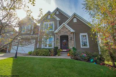 Morgantown Single Family Home For Sale: 409 North Harwich Circle