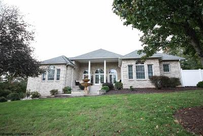 Morgantown Single Family Home For Sale: 2004 Pierpont South Estates