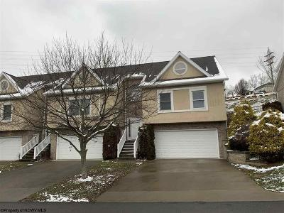 Morgantown Condo/Townhouse For Sale: 171 Windwood Drive