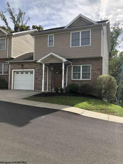 Morgantown Condo/Townhouse For Sale: 322 Villa View