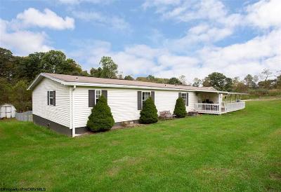 Morgantown WV Single Family Home For Sale: $155,000