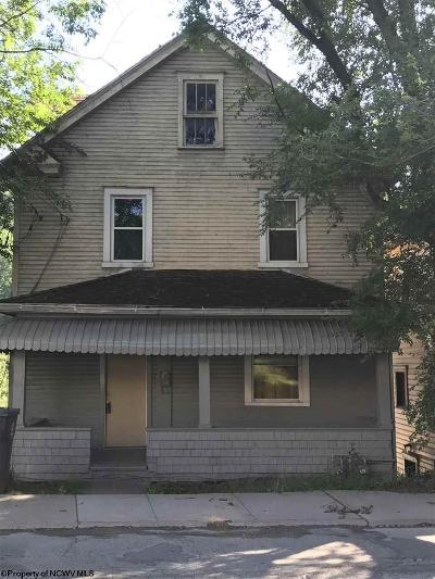 Morgantown Multi Family Home For Sale: 539 Brockway Avenue