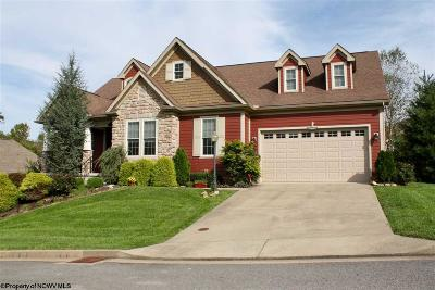 Morgantown Single Family Home For Sale: 408 N Harwich Circle