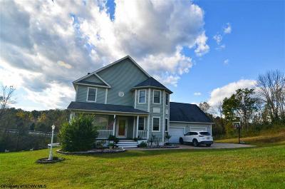 Morgantown Single Family Home New: 335 Vitez Drive