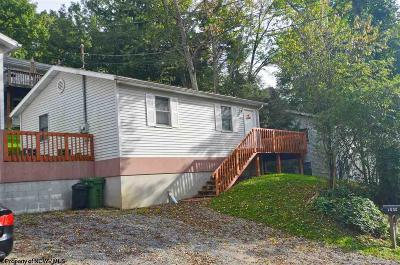 Morgantown Single Family Home New: 1032 Ridgeway Avenue
