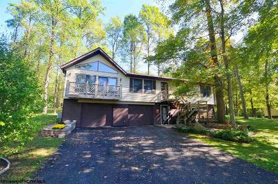 Morgantown Single Family Home New: 58 Donaldson Court