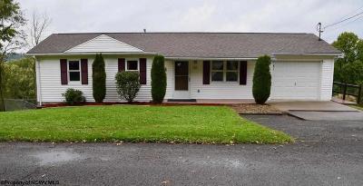 Morgantown Single Family Home New: 522 Cherokee Drive
