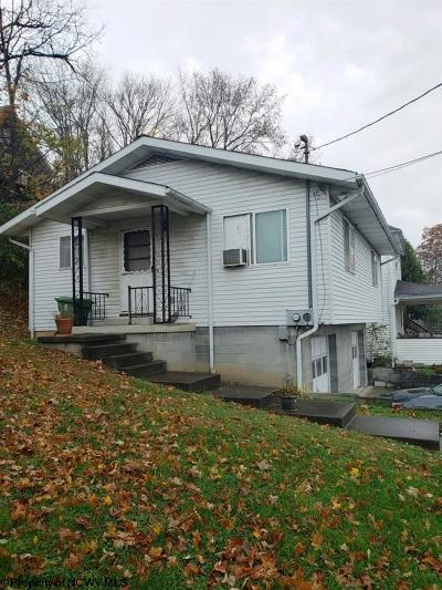 Morgantown WV Single Family Home Contingent: $89,000