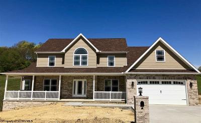 Morgantown WV Single Family Home For Sale: $560,000