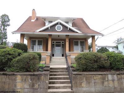 Morgantown WV Single Family Home For Sale: $269,000