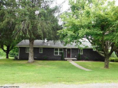 Morgantown Single Family Home For Sale: 3721 Collins Ferry Road