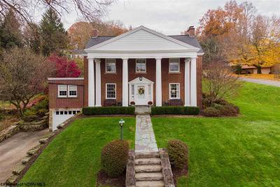 Morgantown WV Single Family Home For Sale: $669,000