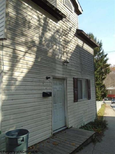 Morgantown Single Family Home For Sale: 641 E Brockway Avenue