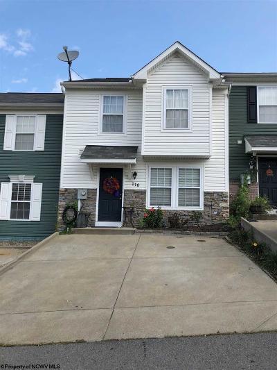 Morgantown WV Condo/Townhouse For Sale: $164,999