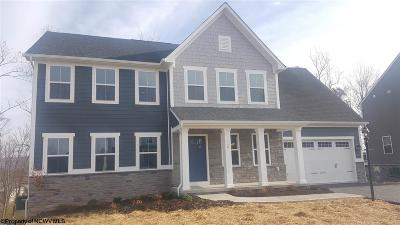 Morgantown WV Single Family Home New: $389,990
