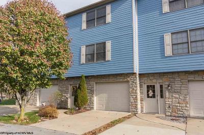 Morgantown WV Condo/Townhouse New: $175,000