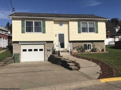 Morgantown WV Single Family Home New: $215,000