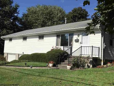 Morgantown Single Family Home Contingent: 565 Aspen Street