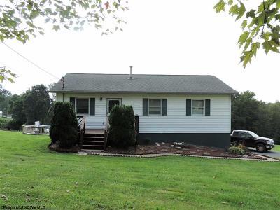 Morgantown WV Single Family Home New: $194,900