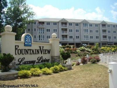 Morgantown Condo/Townhouse For Sale: 112 Fountain View Drive