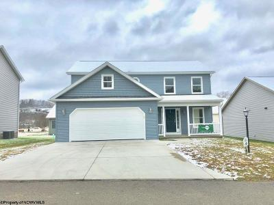 Morgantown WV Single Family Home New: $309,000