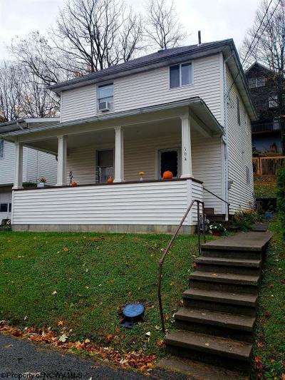 Morgantown Single Family Home For Sale: 164 B Hodges Street