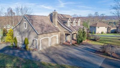 Morgantown Single Family Home For Sale: 3200 Deerfield Court