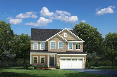 Morgantown Single Family Home For Sale: 61 Lavista Drive