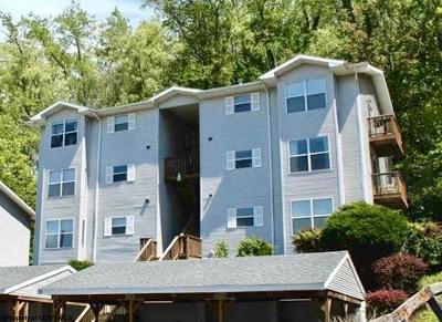 Morgantown WV Condo/Townhouse Back On Market: $125,000
