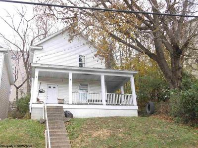 Morgantown Single Family Home For Sale: 508 Grant Avenue