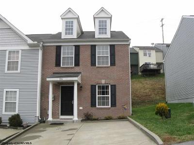 Morgantown WV Condo/Townhouse For Sale: $172,000