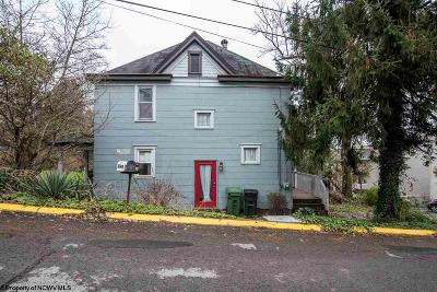 Morgantown WV Single Family Home For Sale: $155,000
