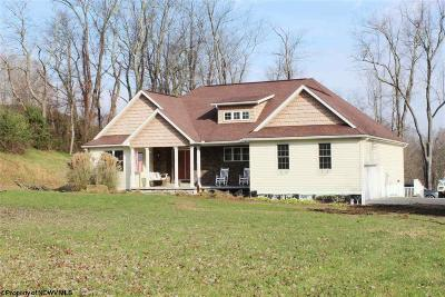 Morgantown WV Single Family Home Contingent: $314,900