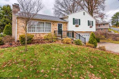 Morgantown WV Single Family Home For Sale: $327,500