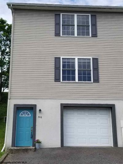 Morgantown WV Condo/Townhouse For Sale: $179,000