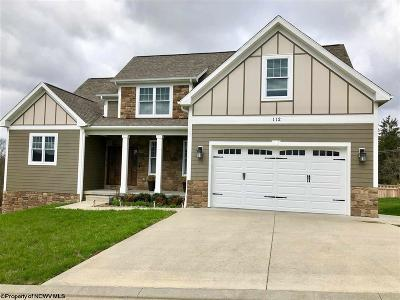 Morgantown WV Single Family Home New: $625,000