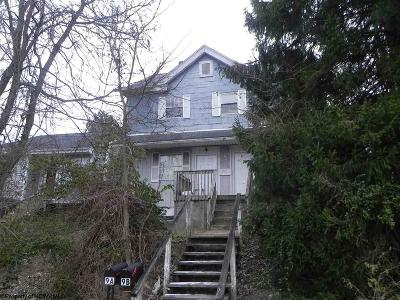 Morgantown Multi Family Home For Sale: 9 Warrick Avenue
