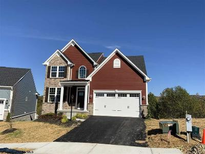Morgantown WV Single Family Home New: $354,220