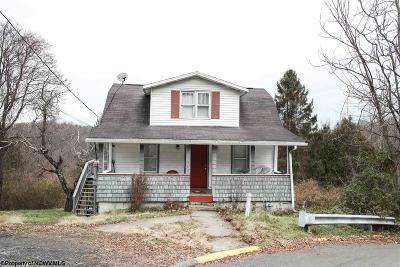 Morgantown Single Family Home Contingent: 1309 College Avenue