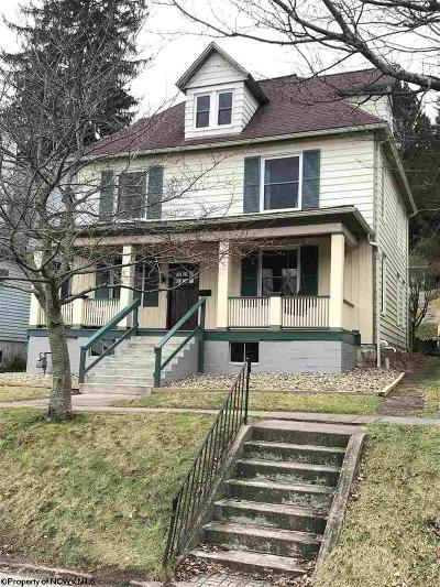 Elkins Single Family Home For Sale: 124 Boundary Avenue
