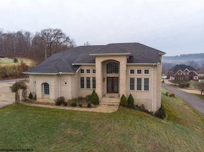 Morgantown WV Single Family Home For Sale: $799,000