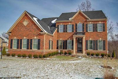 Morgantown Single Family Home For Sale: 104 South Channel Path