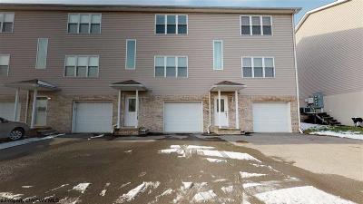 Morgantown Condo/Townhouse Contingent: 2102 Pierpont Heights
