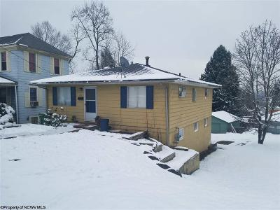 Morgantown Multi Family Home Contingent: 226 Grandview Avenue