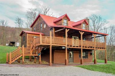 Davis Single Family Home For Sale: 2607 Laneville Road
